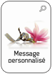 Message personnalisé