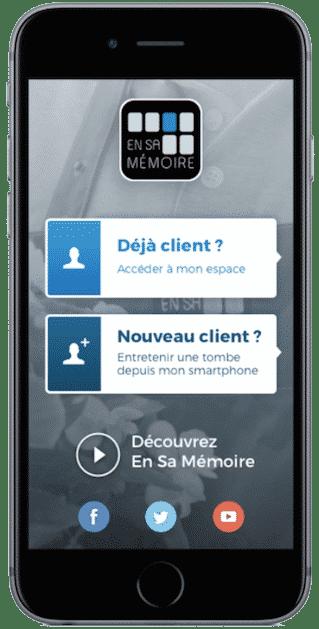 smartphone appli